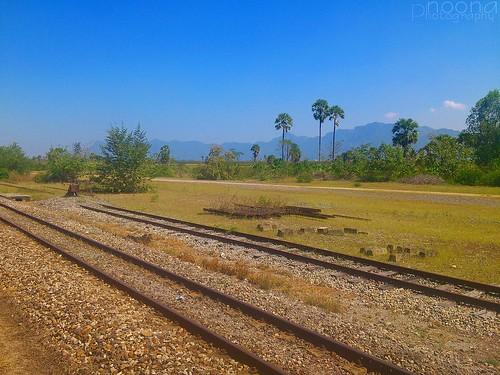 Strecke Nach Hua Hin