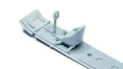 Eindecker: Cockpit details (Will Vale) Tags: ww1 172 scalemodel airfix fokker monoplane eindecker