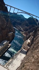 Hoover Dam Tilted (Holy Shadows) Tags: arizona architecture nevada hooverdam timechange