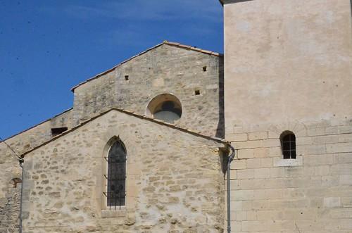 Pierrerue (Alpes de haute Provence), chapelle St-Pierre - 8