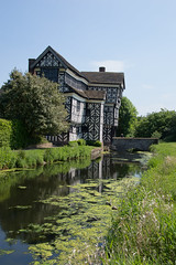 Little Moreton Hall (Quietime photography) Tags: england hall little national trust manor timbered moreton moated