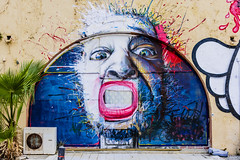 IWR-Curacao-090316 (36) (Indavar) Tags: street bridge people streetart art fishing market wallart curacao tugboat oldlady caribbean tug curaao curazao caribe