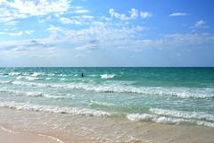 Cayo Coco 013 (BGS Fotografia) Tags: travel sunset sea sun sol beach beautiful clouds atardecer mar sand cuba playa arena viajes nubes caribe caribean cayococo
