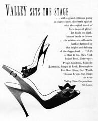 Valley Shoes (jerkingchicken) Tags: vintagefashion vintageshoes