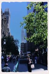 A beautiful day in the neighborhood #empirestatebuilding (starknurse) Tags: elijah radama hipstamatic