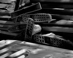 playing footsie (Harry Halibut) Tags: bw blancoynegro branco blackwhite noiretblanc south sheffield yorkshire images preto zwart wit weiss bianco blanc nero allrightsreserved noire schwatz sheffieldbuildings contrastbysoftwarelaziness colourbysoftwarelaziness imagesofsheffield sheffieldarchitecture 2016andrewpettigrew sheff1605041788