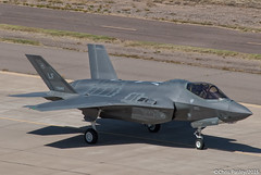 F-35A Lightning II - 61st FS - 11-5040 (Pasley Aviation Photography) Tags: 2 arizona fighter glendale luke ii lightning fs squadron afb 61st af51 115040 f35a