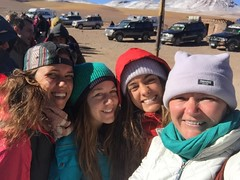 Jody's new friends, Kristina, Fanny & Joanna