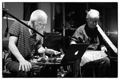 Peter Cusack/Max Eastley/Lee Patterson @ Cafe Oto, London, 18th June 2016 (fabiolug) Tags: leica blackandwhite bw music london monochrome 35mm blackwhite concert live gig livemusic performance rangefinder summicron improvisation trio improv monochrom biancoenero dalston leica35mm leicam 35mmsummicronasph leepatterson leicasummicron summicron35mmf2asph 35mmf2summicronasph maxeastley petercusack cafeoto summicronm35mmf2asph mmonochrom leicammonochrom leicamonochrom unpredictableseries alterationsfestival