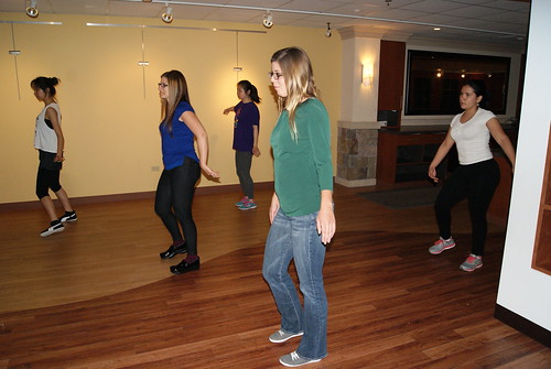 Plaza Dancing Workshop