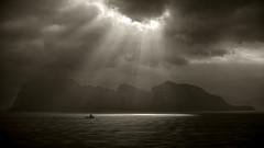 Helgeland (  ) Tags: sea mountain norway coast norge nordnorge fjell hav sj kyst helgeland nordland helgelandskysten br