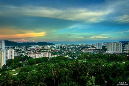 Pov pulau pinang (hdr)