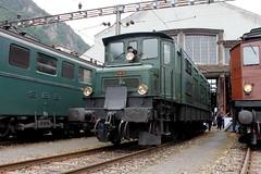 Ae 4/7 10976 (ice91prinzeugen) Tags: sbb historic depot ae 47 ffs lokomotive 2016 cff gottardo elok erstfeld