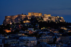 The Hill (AgarwalArun) Tags: nature landscape sony hill scenic athens greece views acropolis sonya7m2 sonyilce7m2