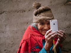 Margarita Ecuador (longwalk79) Tags: travel ecuador indigenous tecnology