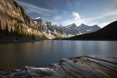 Moraine Lake, AB (dhugal watson) Tags: canada alberta fuji 1024 landscape mountain lake louise moraine banff