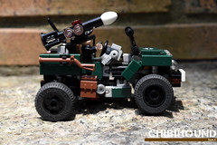 Chibi-Hound Jeep Right (Sam.C MOCs) Tags: 2016mocs chibiformers s2studios lego transformers hound chibi moc mech robot anime scifi car jeep willymb