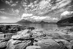 Cuillins from Elgol (ej.hindle) Tags: sea mountains elgol