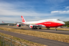 "Supertanker 944 N744ST ""Spirit of John Muir"" (Liembo) Tags: fire boeing 747 tanker 747400 n744st"