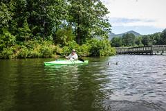 Lake Oolenoy Kayaking-6 (RandomConnections) Tags: us unitedstates southcarolina kayaking paddling pickens pickenscounty lakeoolenoy tablerockstatepark knobhistorical