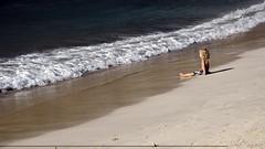 Lo esencial es invisible a los ojos (Sebas Fonseca) Tags: world travel boy beach nikon philippines arena nido sebafonseca
