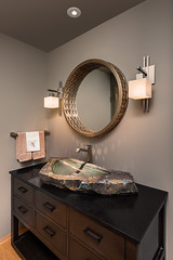 _DSC8167 (Neil Kelly Remodeling) Tags: bathroom design bath designer condo condominium naturalstone designbuild neilkelly liveedge repurposedmaterial neilkellycom neilkellyremodeling designbuildremodeling