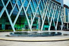 ZEN Department Store @ CentralWorld (ulli_p) Tags: city urban art fountain architecture buildings thailand asia southeastasia colours bangkok aworkofart flickraward earthasia totallythailand artofimages canoneoskissx5