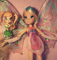 Fairy of Nature (Bloom) Tags: nature water flora magic fairy glam layla piff chatta winxclub enchantix