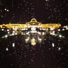 Tokyo Disneyland (milkyapril) Tags: square squareformat mayfair iphoneography instagramapp uploaded:by=instagram