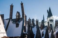 The Village RX100II (joeqc) Tags: snow sony harry potter hogwarts rx100 rx100ii