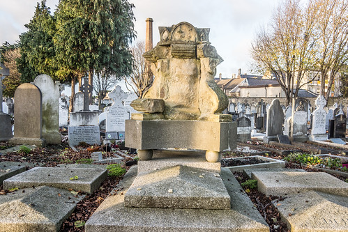 Mount Jerome Cemetery & Crematorium is situated in Harold's Cross Ref-100447