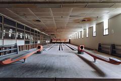 (Subversive Photography) Tags: usa newyork abandoned sports america us decay atmosphere urbanexploration bowling bowlingalley derelict urbex danielbarter statesofdecay unitedstatesofdecay