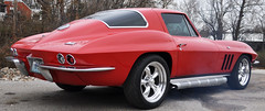 """1966 Corvette Sting Ray • <a style=""""font-size:0.8em;"""" href=""""http://www.flickr.com/photos/85572005@N00/15458513414/"""" target=""""_blank"""">View on Flickr</a>"""