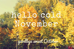 hello November (covercencogrigore) Tags: november autumn cold fall october cloudy days goodbye buu