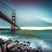 The golden gate bridge, San Francisco, California, United States