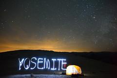 DSC_6279 (eqdwei) Tags: california camping sunshine clouds sunrise hiking tent galaxy yosemite halfdome yosemitenationalpark yosemitevalley mercedriver milkyway vernalfall nevadafall