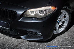 BMW F10 535d Xdrive (Ivan Smiljkovic Photography) Tags: nightphotography night f10 bmw 535d xdrive mperfomance