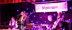 """Cry Baby and the Hoochie Coochie Boys at the IOW Boogaloo Blues Weekend • <a style=""""font-size:0.8em;"""" href=""""http://www.flickr.com/photos/86643986@N07/15673489050/"""" target=""""_blank"""">View on Flickr</a>"""