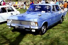 1969 FORD 2500cc ZEPHYR DHK335G (Midlands Vehicle Photographer.) Tags: ford 1969 zephyr 2500cc dhk335g