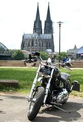 2014-05-25 S9 JB 78047b#cok20ER (cosplay shooter) Tags: x201806 600x harley harleydavidson motorcycle moto motorrad v2 harleydomecologne 2014 köln cologne nrw germany allemagne 500z hdc2014