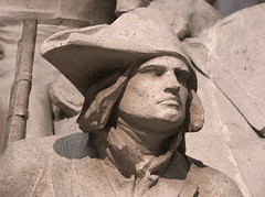 La Convention Nationale detail - soldier (Leo Reynolds) Tags: altar leol30random xleol30x xxx2014xxx