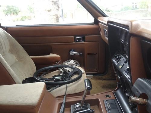 Reliant Scimitar GTE 3Litre V6