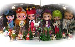 Dolly Shelf Sunday ~ Dec. 14, 2014