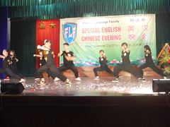 HPU2 Student Performers (edpcv) Tags: youth vietnam hanoi northvietnam