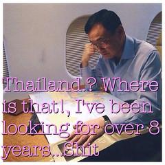 """มีใครพอจะรู้บ้างว่าไอ้ #""""ประเทศไทย"""" นี้มันอยู่ตรงแถวๆใหนบนแผนที่โลก.?"""