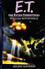 """E. T. The Extra-Terrestrial"" by William Kotzwinkle. NY: Putnam's, (1982). First Edition. Jacket Art by Marie Salveson (lhboudreau) Tags: sf fiction film movie book books story novel sciencefiction et extraterrestrial bookart hardcover theextraterrestrial motionpicture photoplay dustjacket movietiein firstedition jacketart hardcovers hardcoverbooks hardcoverbook kotzwinkle williamkotzwinkle ettheextraterrestrial sciencefictionnovel sciencefictionstory melissamathison fictionstory fictionnovel dustjacketart mariesalveson"
