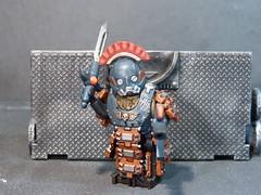 Battle Centurion (SecutorC) Tags: greek starwars fighter lego roman dwarf fantasy future demon warhammer warrior samurai minifig custom viking orc dwarves spartan gladiator samuraix apoc customx gox customlego fighterx fantasyx soldierx romanx starwarsx greekx steampunkx warriorx skyrimx dwarfx warhammerx appocx dwarvesx