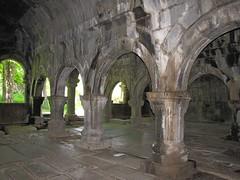 Interior of Sanahin Monastery (Alexanyan) Tags: church kirche christian chiesa monastery armenia orthodox eglise armenian caucasia հայաստան hayasdan եկեղեցի հայ առաքելական սուրբ