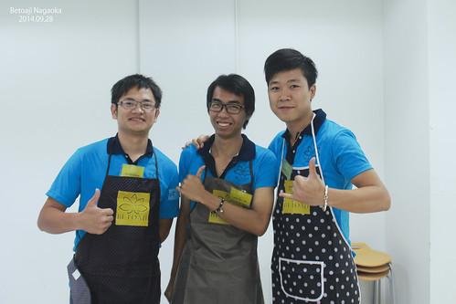 """3 chàng lính ngự lâm vào bếp • <a style=""""font-size:0.8em;"""" href=""""https://www.flickr.com/photos/28104155@N07/15918841479/"""" target=""""_blank"""">View on Flickr</a>"""