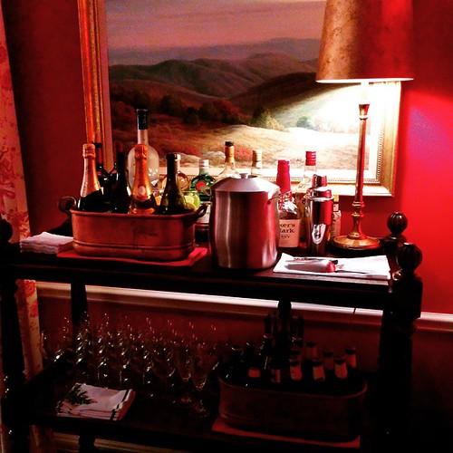 #fullbar #barnyc #cocktailsnyc #cateringnyc #mixologynyc #ChristmasNYC #HolidaysNYC